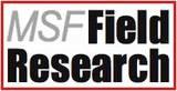 MSF Field Research logo