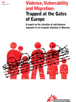 Violence, vulnerability and migration: trapped at the gates of Europe