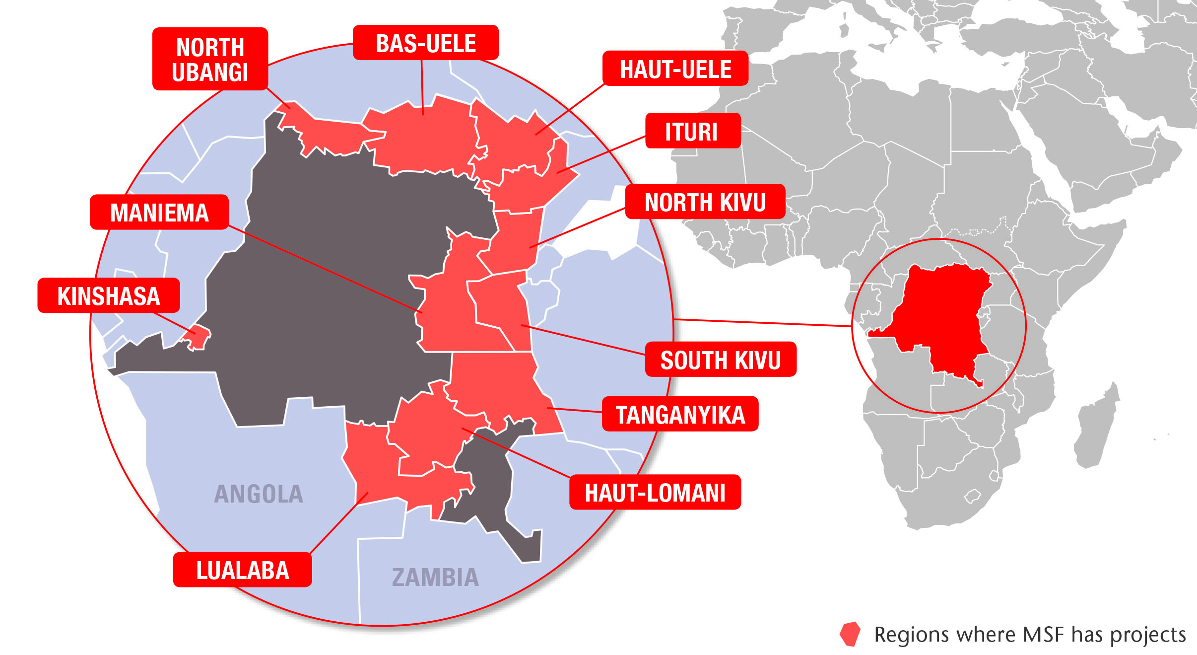 Democratic Republic Of Congo Natural Resources Map