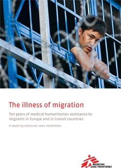 Migration report cover