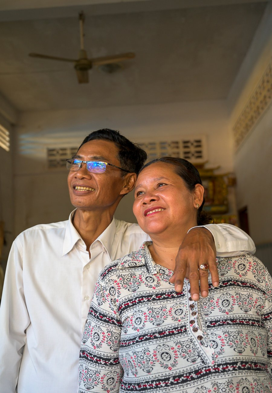 MSF provided medical care for Cambodian refugees in Thailand from the late 1970s and carried out various projects in Cambodia over the course of more than 40 years.