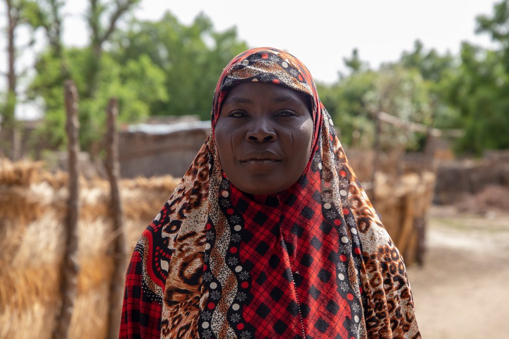 Mariatou Habou is a community health agent trained by MSF in her village of Haramia. Her main role is to educate her community on various health topics including malaria, and detect the malaria cases as early as possible.