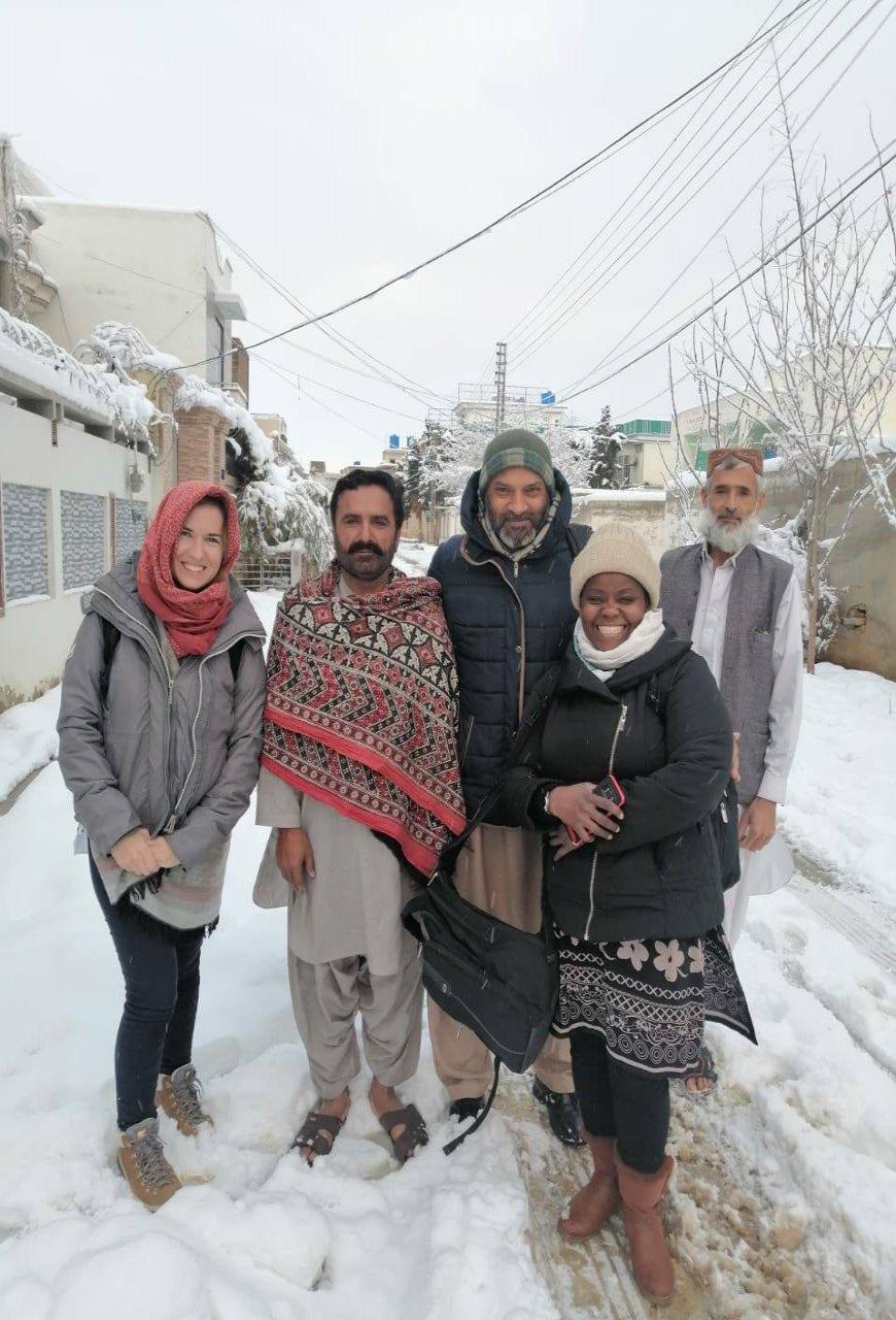 MSF staff Quetta