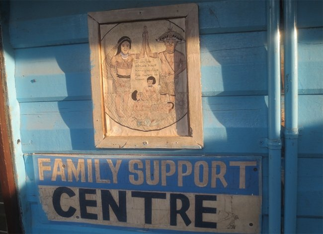 Tari Hospital Family Support Centre