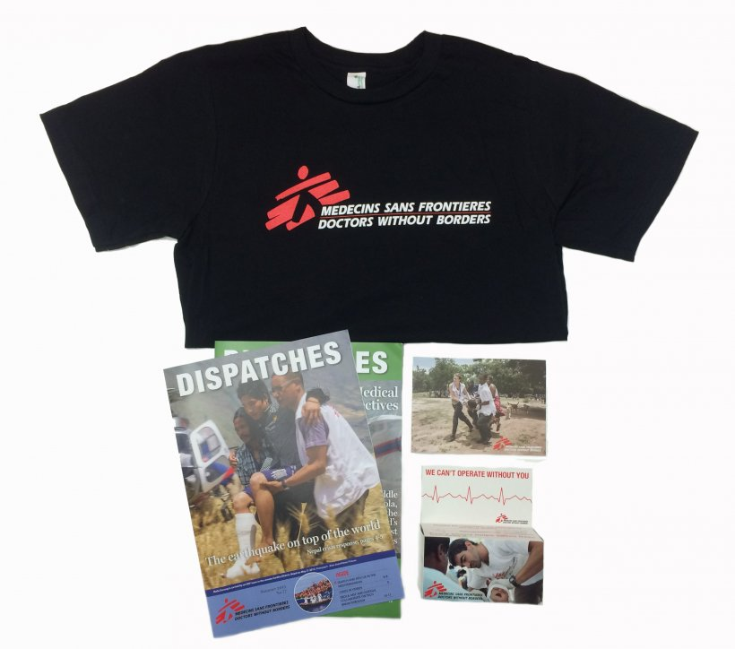 MSF merchandise
