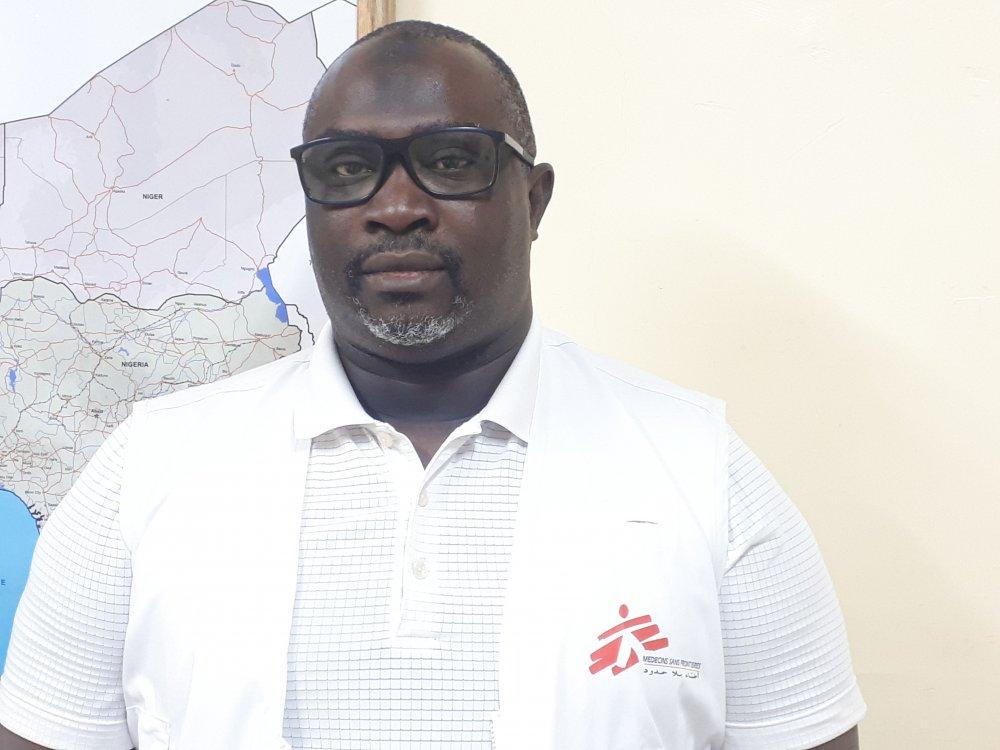 Dr Youssouf Dembélé, Head of Mission.