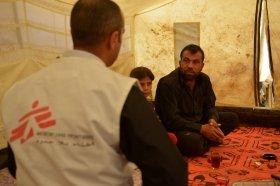 Iraq 2013 © Pierre-Yves Bernard/MSF