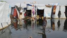IDP Camp Tomping, Juba, South Sudan