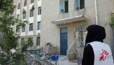 Besieged Taiz - Yemen