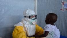 Gueckedou, Guinea - Ebola