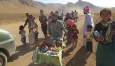 Iraq-IDPs from Sinjar District