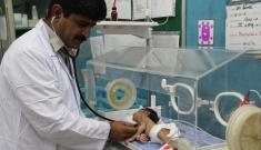 MALNUTRITION PAKISTAN PORTRAIT - Dr. Barkat Hussain