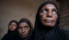 Yemen IDP settlement near Beni Hassan