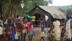 Vaccination Campaign against Cholera Gambella Ethiopia