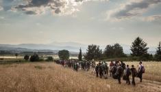 Idomeni migration route, Greece