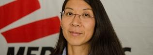 Dr. Joanne Liu MSF International President
